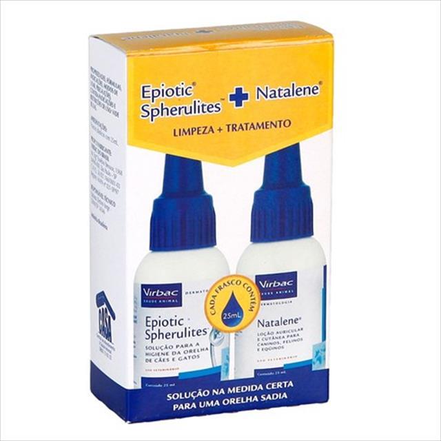 kit epiotic spherulites + natalene - 25ml