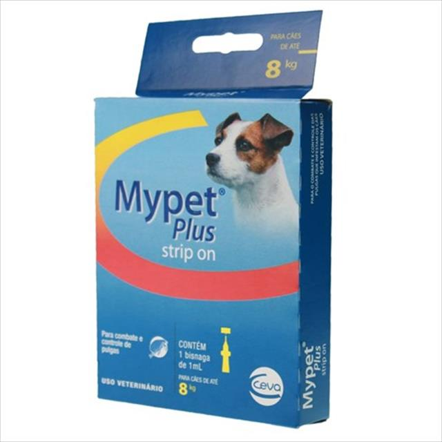 anti pulgas ceva my pet strip on para cães de 40 a 50 kg - 5 ml
