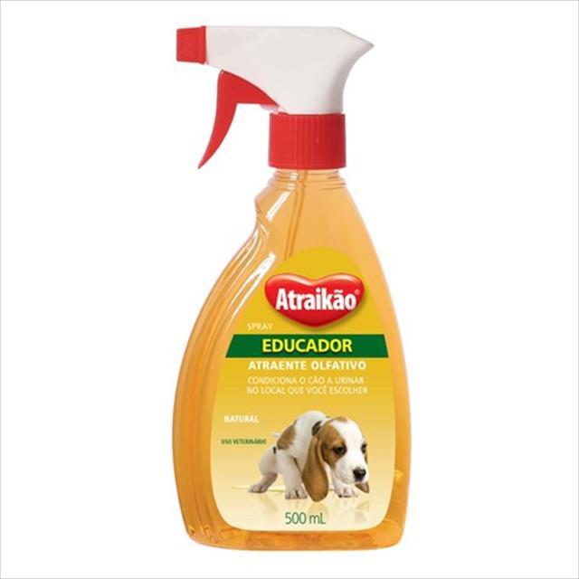 atraikão educador bellokão spray - 500ml