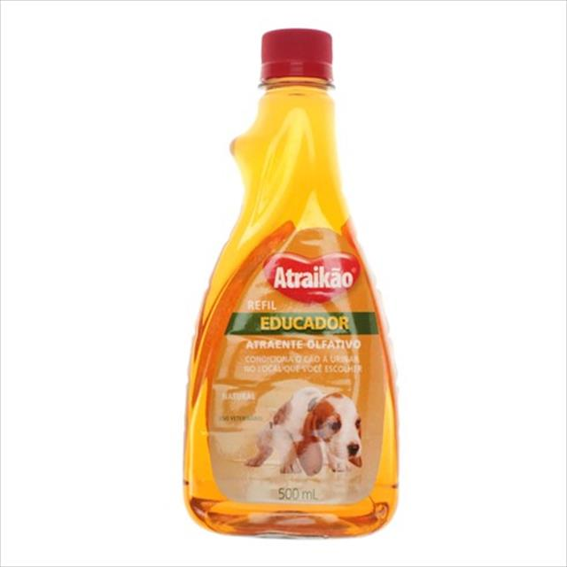 atraikão educador bellokão spray refil - 500ml
