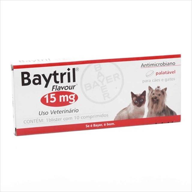 baytril flavour 150mg - 10 comprimidos