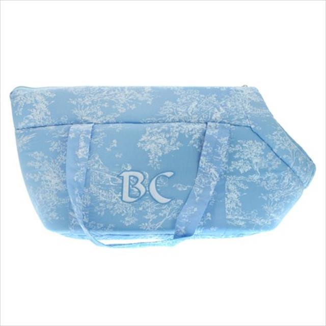 bolsa de transporte baby - azul bolsa de transporte baby azul -tam gg