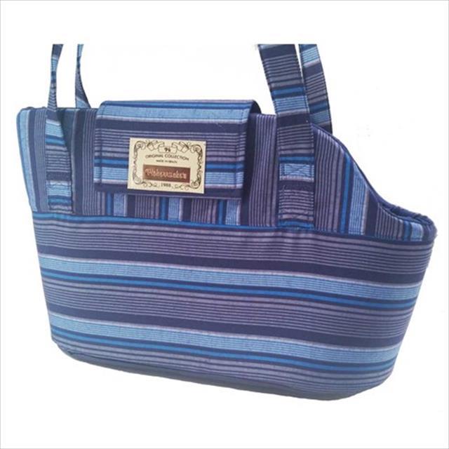 bolsa de transporte pickorruchos xadrez - marinho bolsa de transporte pickorruchos xadrez marinho - tam p