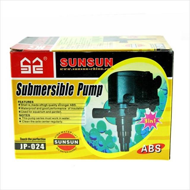 bomba submersa sun sun de 1200 litros/hora - 220 v