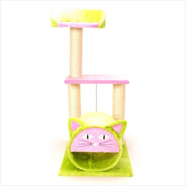 brinquedo arranhador para gato lux grande