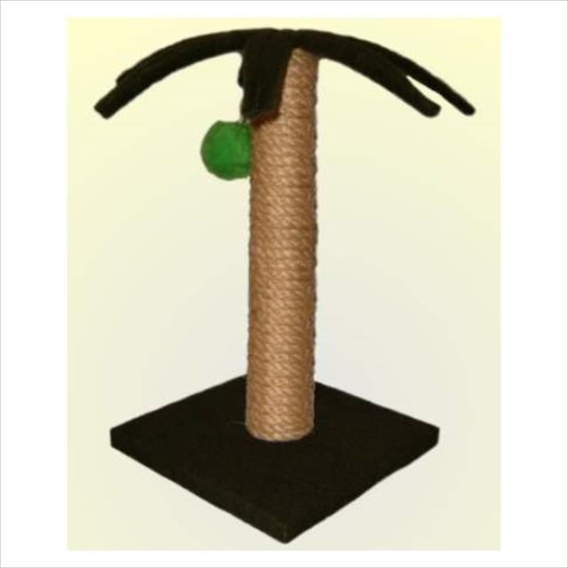 brinquedo arranhador tropical (28,5x28,5x43)