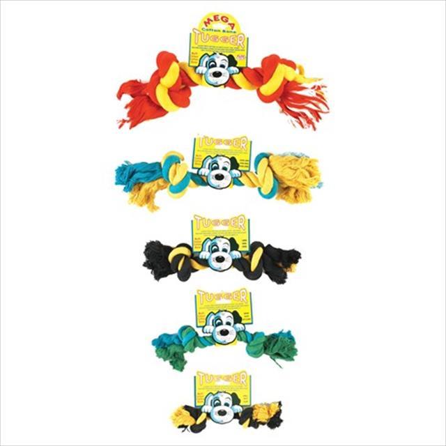 brinquedo corda osso tug multicolor - vermelho brinquedo corda osso tug multicolor vermelho - médio