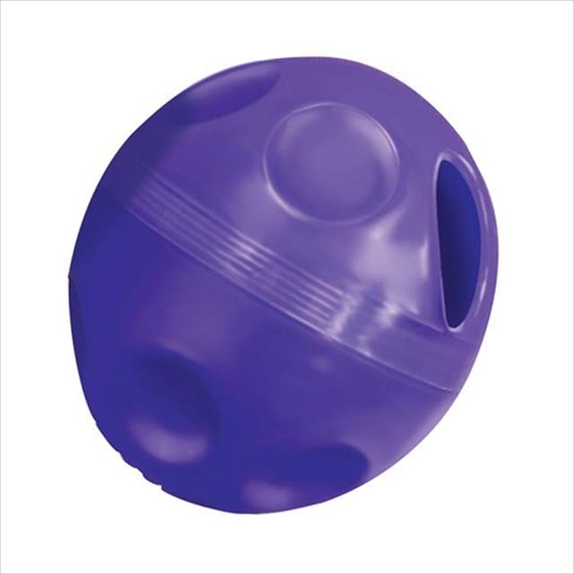 brinquedo kong bola treat ball pe4 com dispenser para petisco