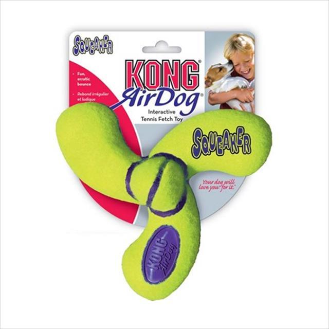 brinquedo kong squeaker spinner asr1 - grande