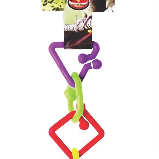 brinquedo para pássaro bird toy - verde brinquedo para pássaro bird toy verde - tam g
