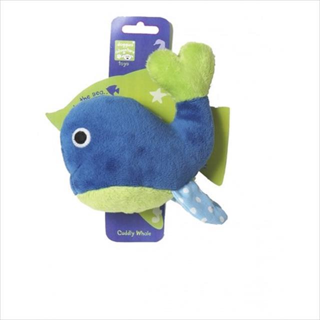 brinquedo pelúcia baleia aventura no mar