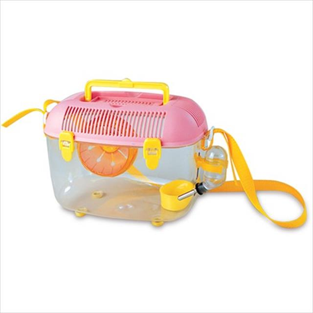 caixa de transporte american pets capri para hamster