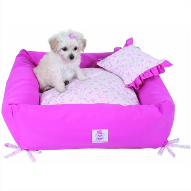 cama aconchego - rosa cama aconchego tam m - rosa