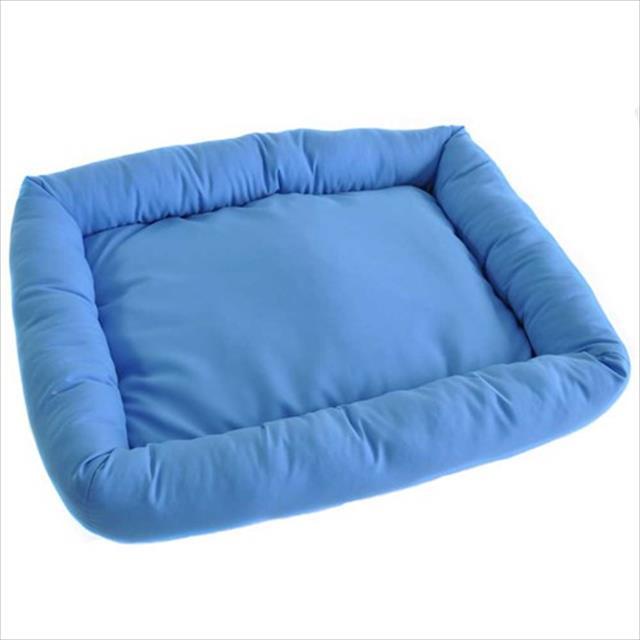 cama bichinho chic cancun - azul cama bichinho chic cancun azul - tam. g