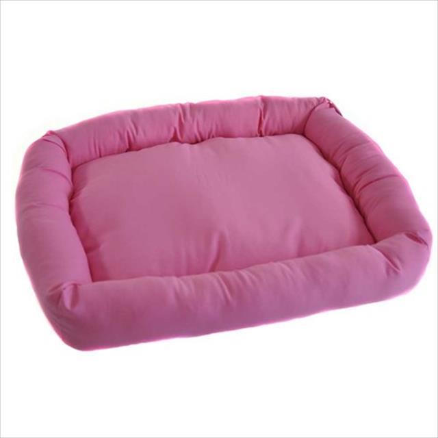 cama bichinho chic cancun - rosa cama bichinho chic cancun rosa - tam. g