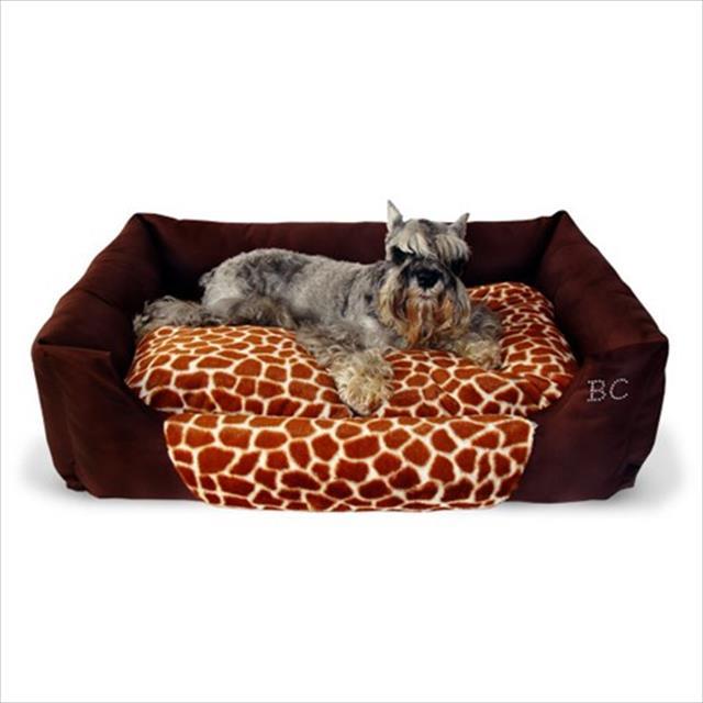 cama bichinho girafa - tam m