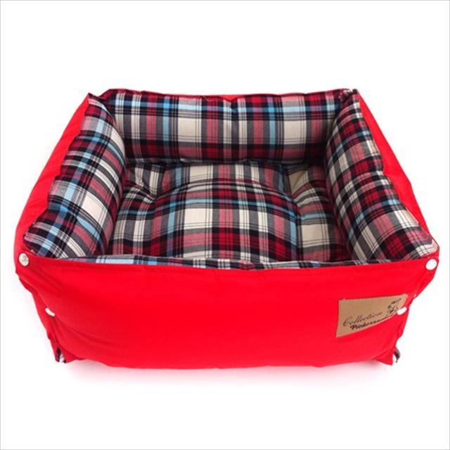 cama pickorruchos camping - vermelho cama pickorruchos camping vermelho - tam g