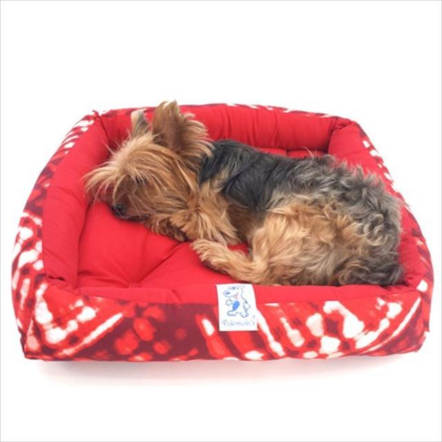 cama pickorruchos comfort rouge - tam g