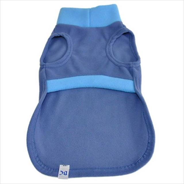 camiseta bichinho chic básica azul - tam. 04
