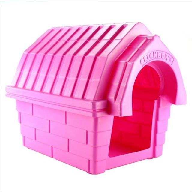 casa clicknew com chaminé - rosa casa clicknew com chaminé rosa - n. 04