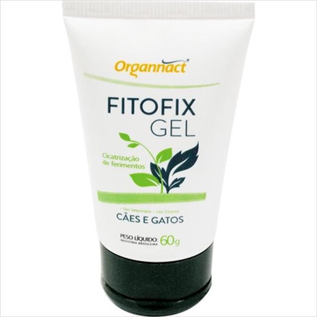 cicatrizante organnact fitofix gel - 60 g