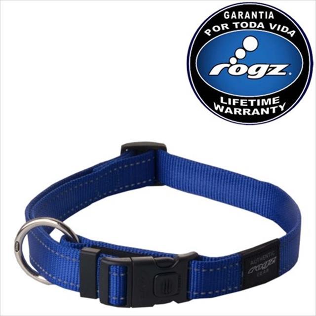 colar rogz  utility - azul colar rogz  utility azul - tam xg