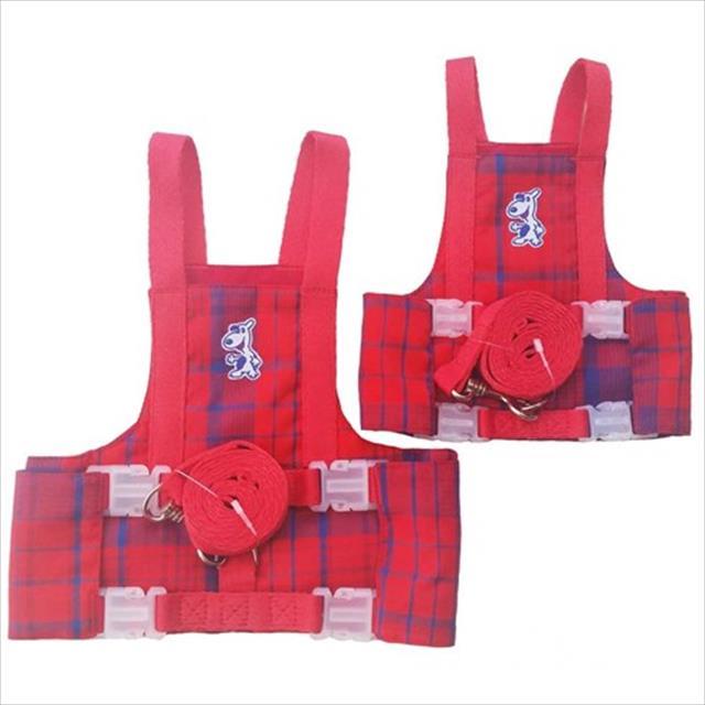 colete de segurança pickorruchos - vermelho colete de segurança pickorruchos vermelho - tam 03