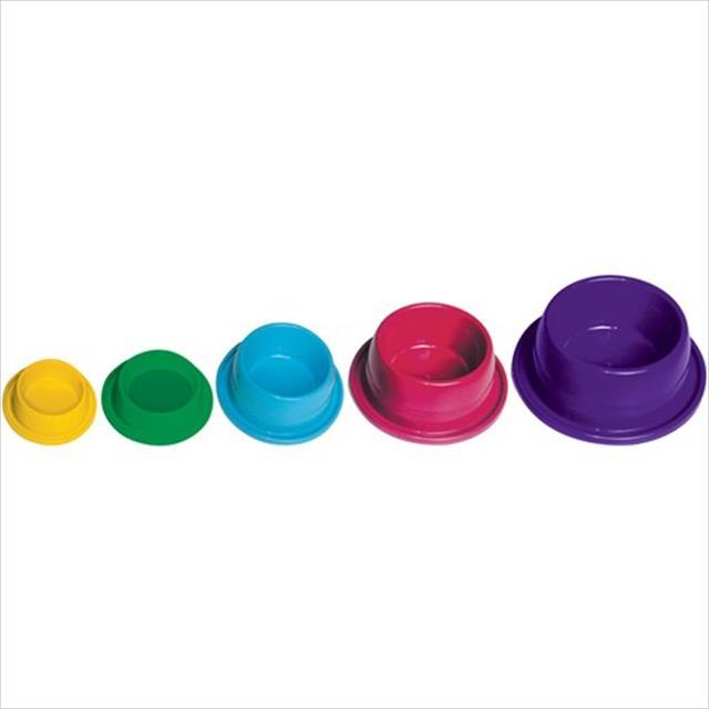comedouro plástico anti-formiga furacão pet - azul comedouro plástico anti-formiga azul 1,9litros - tam 4