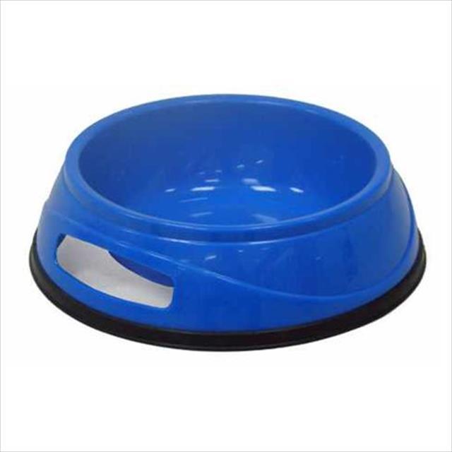 comedouro plástico antiderrapante - azul comedouro plástico antiderrapante azul - nº 02