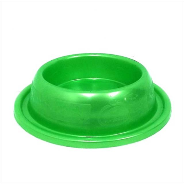 comedouro plástico gato anti-formiga 200ml - verde