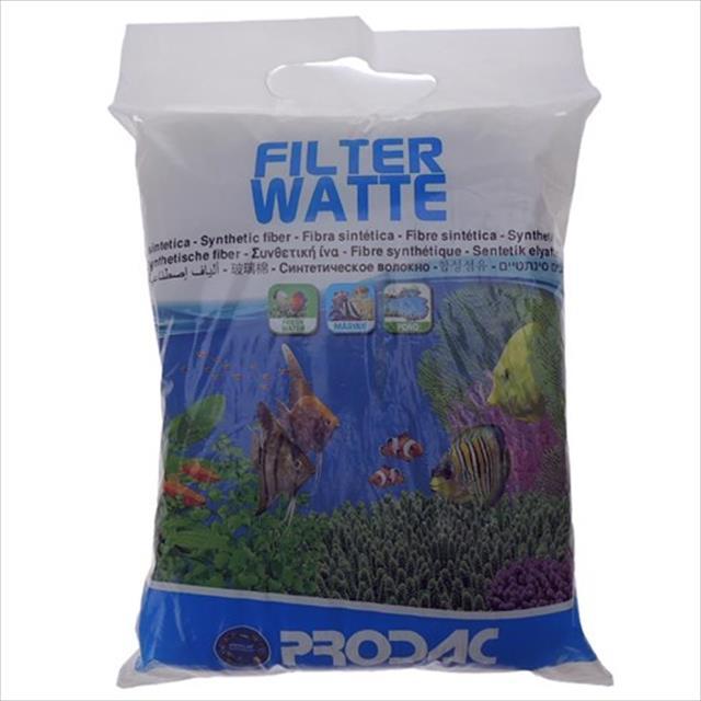 filtro prodac filter watte lã especial - 250gr