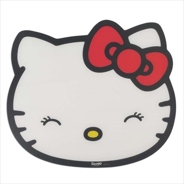 jogo americano hello kitty - branco