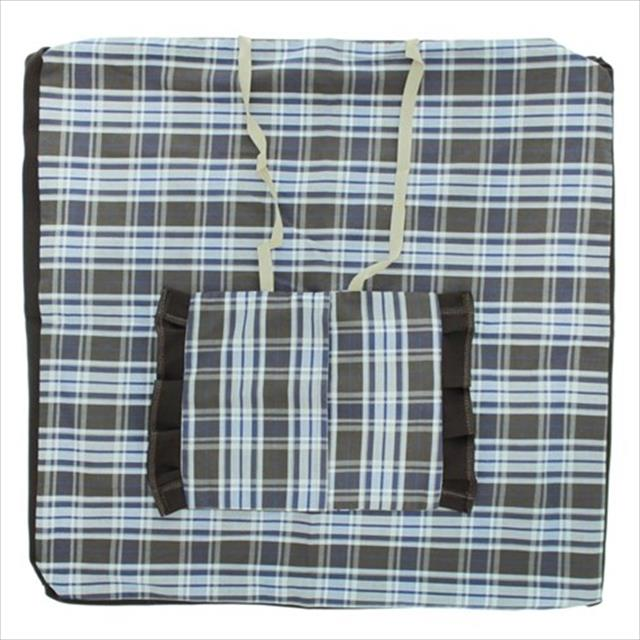 lençol para cama aconchego - marrom lençol para cama aconchego marrom - tam m
