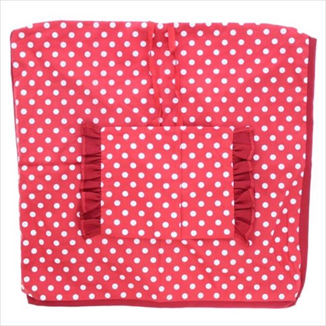 lençol para cama aconchego - vermelho lençol para cama aconchego vermelho - tam p