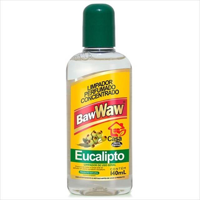 limpador perfumado baw waw eucalipto - 140 ml