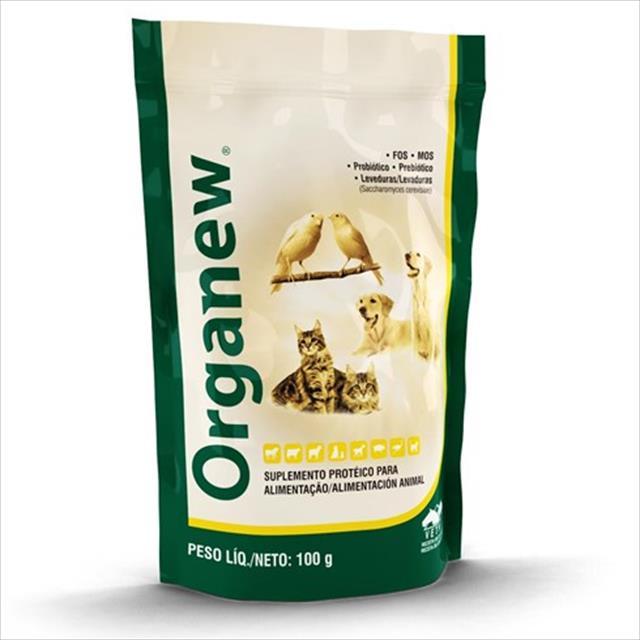 organew forte probiótico + prebiótico - 100gr