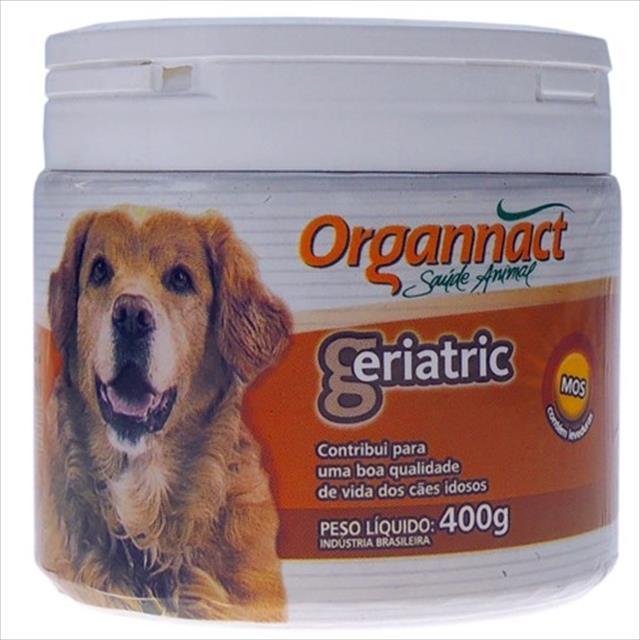 organnact geriatric frasco - 400gr