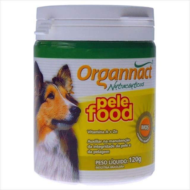 organnact pele food - 120gr