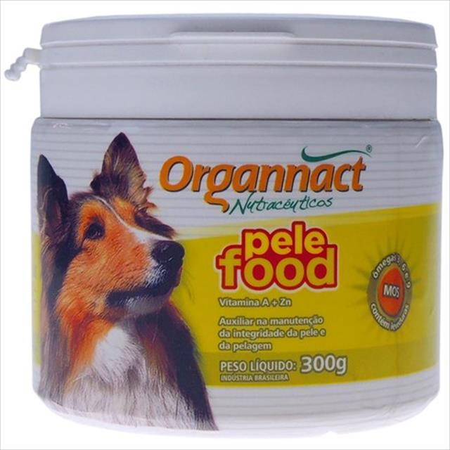 organnact pele food - 300gr