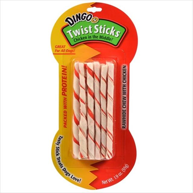 osso dingo twist sticks - 55 gr