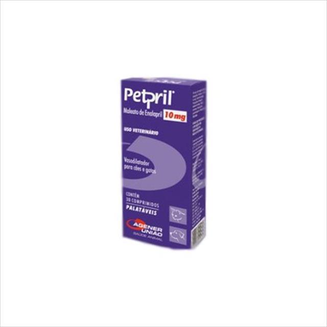 petpril 10mg - 30 comprimidos