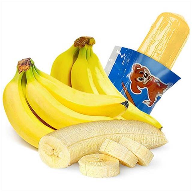 sorvete pet injet picolé icepet de banana - 30 ml