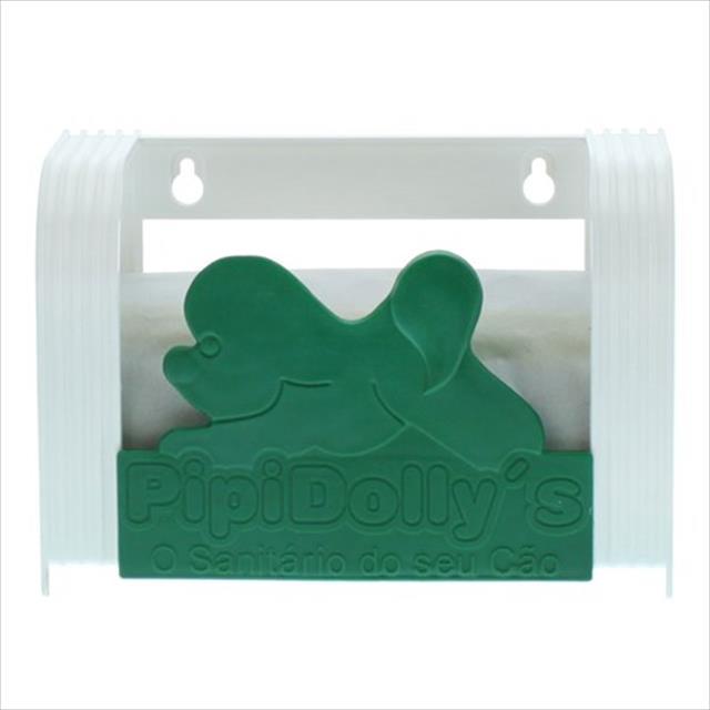 porta toalha pipidollys - verde