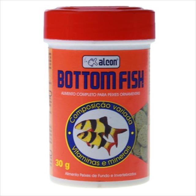 ração alcon botton fish - 30g