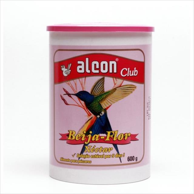 ração alcon club nectar para beija flor - 600gr