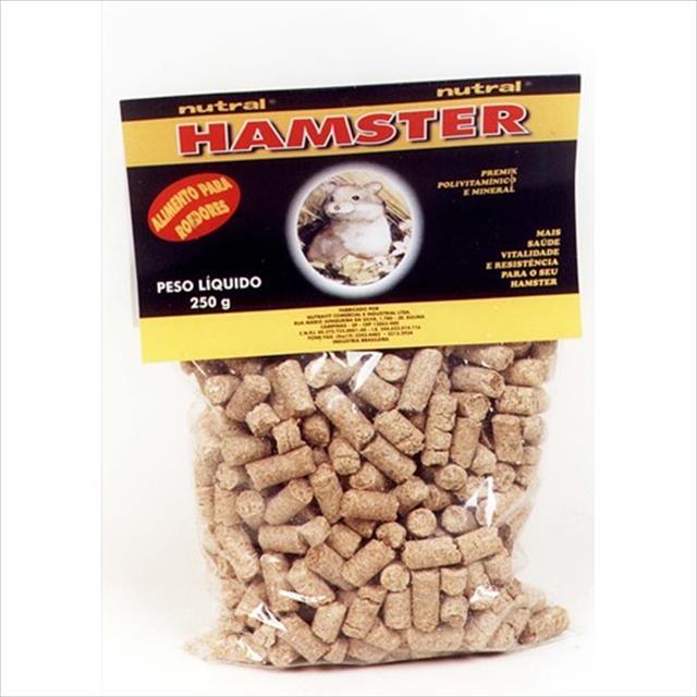 ração especial para hamster - 1kg
