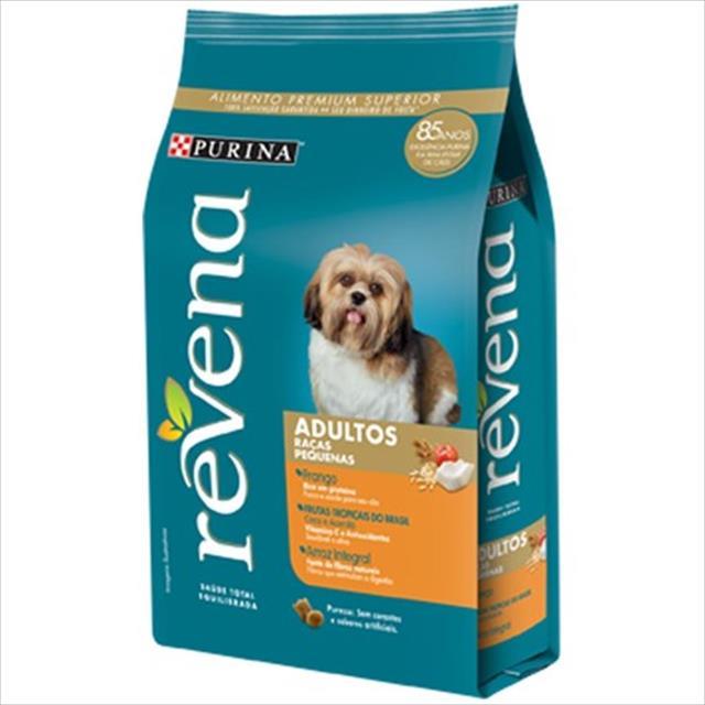 ração nestlé purina revena para cães adultos raças pequenas - 6kg