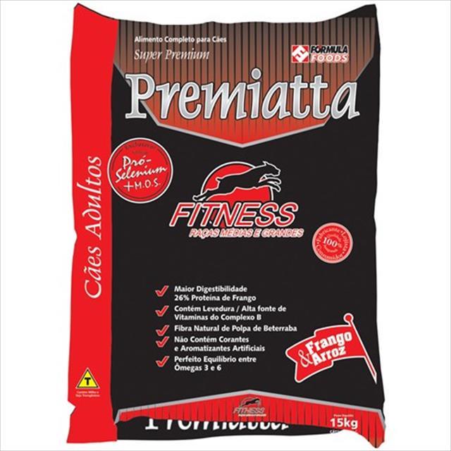 ração premiatta fitness adulto - 2kg