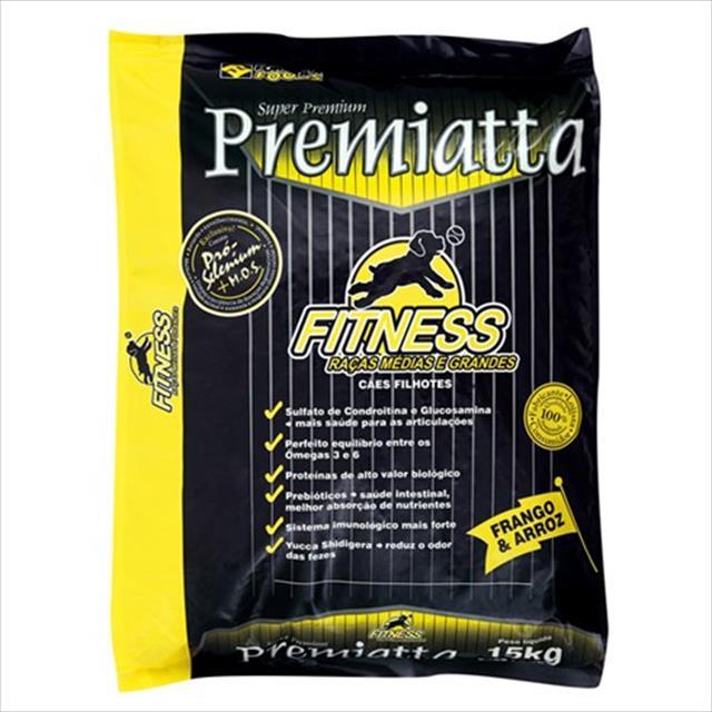 ração premiatta fitness filhote - 2kg