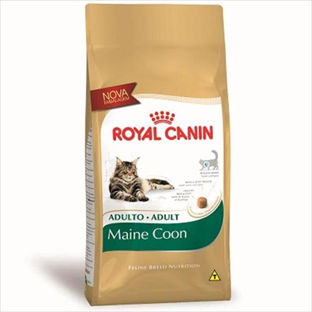 ração royal canin para gatos da raça maine coon - 3 kg